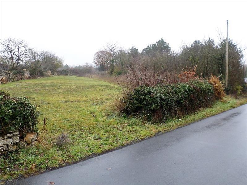 Vente terrain Marigny chemereau 18000€ - Photo 1