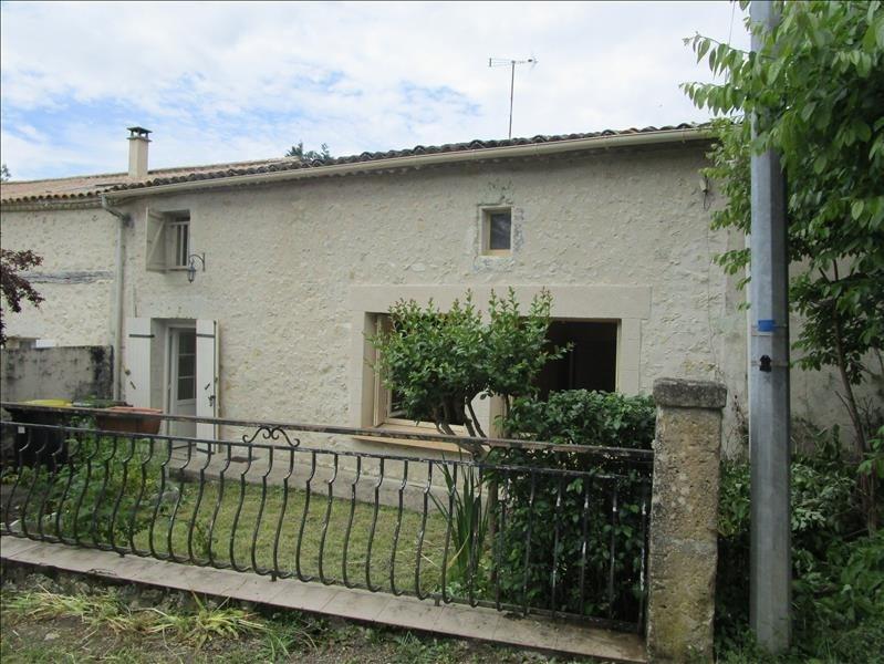 Sale house / villa Nastringues 107000€ - Picture 1