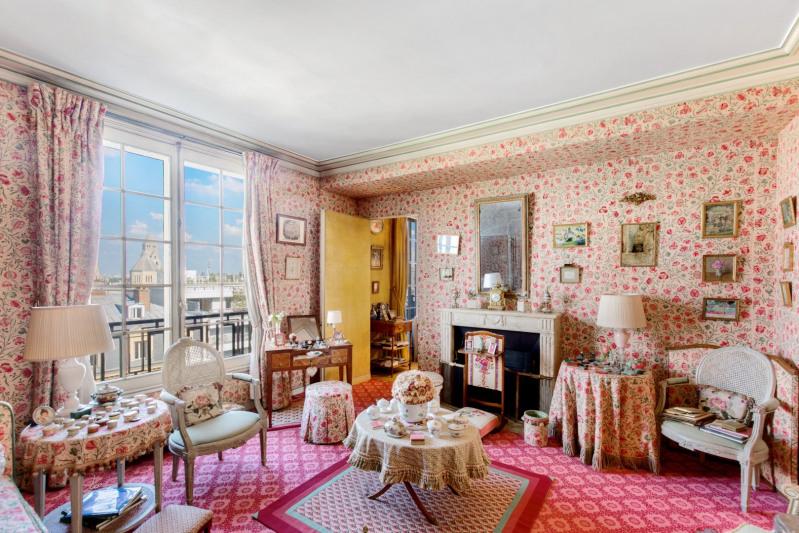 Revenda residencial de prestígio apartamento Paris 16ème 3250000€ - Fotografia 8