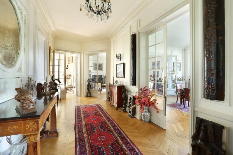 Verkoop van prestige  appartement Paris 16ème 3300000€ - Foto 1