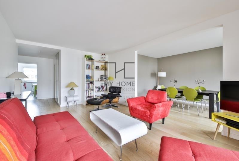 Deluxe sale apartment Levallois perret 920000€ - Picture 1