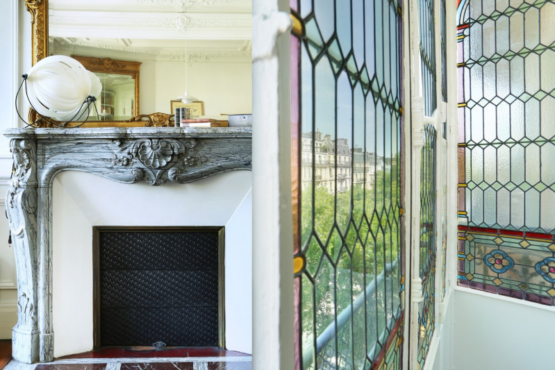 Verkoop van prestige  appartement Paris 9ème 1680000€ - Foto 7