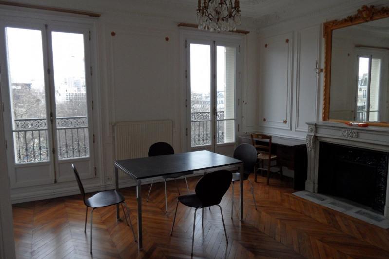 Rental apartment Paris 17ème 2435€ CC - Picture 2