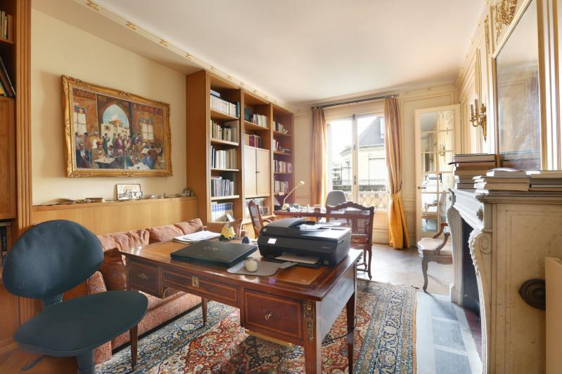 Revenda residencial de prestígio apartamento Paris 16ème 2650000€ - Fotografia 10