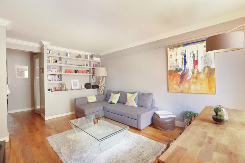 Vente de prestige appartement Paris 17ème 570000€ - Photo 4