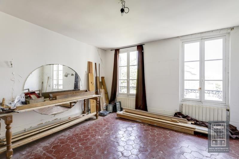 Vente appartement Paris 18ème 636000€ - Photo 3