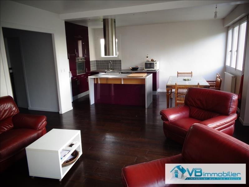 Vente appartement Savigny sur orge 224000€ - Photo 2