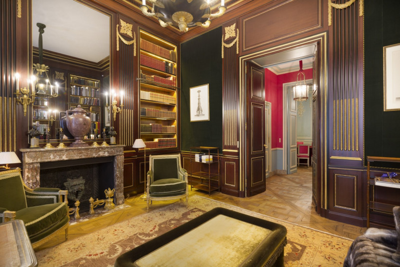Vente de prestige appartement Paris 8ème 20 000 000€ - Photo 9
