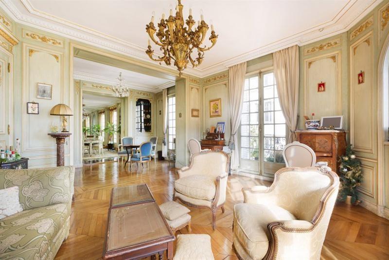 Verkoop van prestige  appartement Paris 8ème 3700000€ - Foto 5
