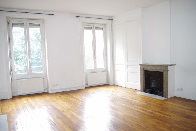 Rental apartment Villeurbanne 577€ CC - Picture 1
