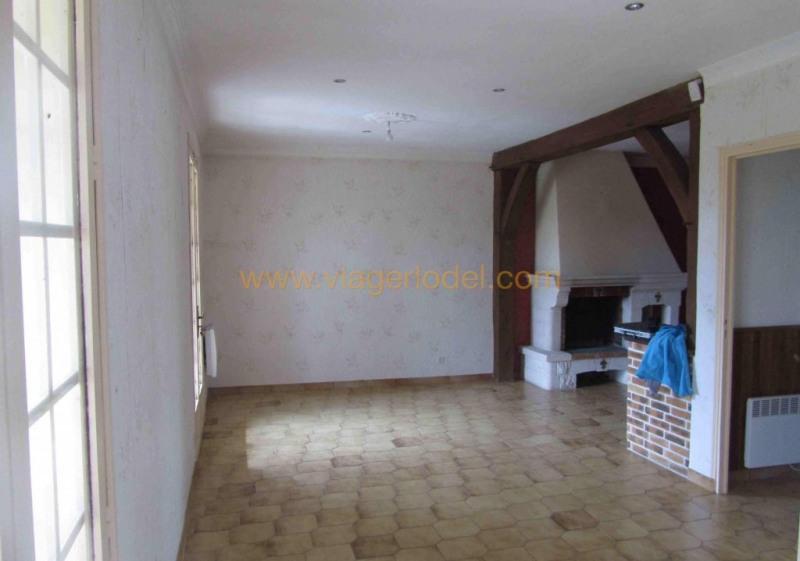 Vendita nell' vitalizio di vita casa Villegouin 45000€ - Fotografia 13