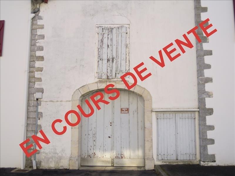 Venta  casa St palais 67000€ - Fotografía 1