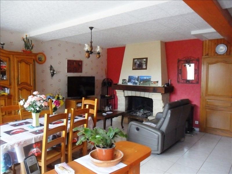 Vente maison / villa Ste gemmes d andigne 186375€ - Photo 5