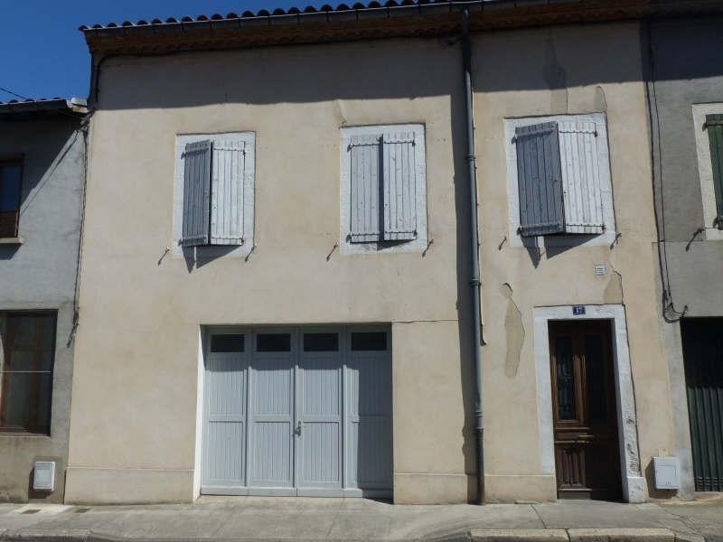 Vente maison / villa Mazamet 110000€ - Photo 1