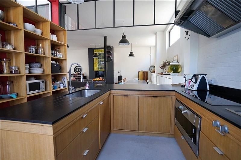 Revenda residencial de prestígio apartamento Bois colombes 1324000€ - Fotografia 3