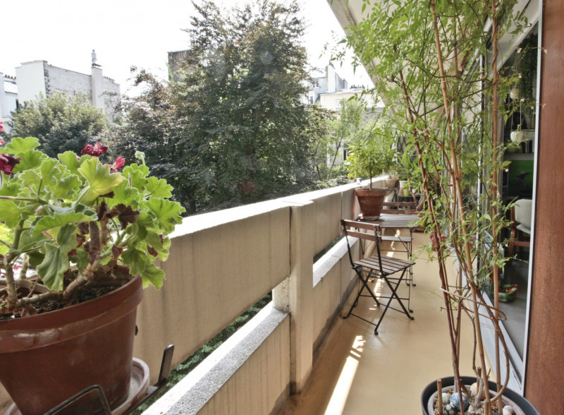 Vente appartement Paris 11ème 595000€ - Photo 1