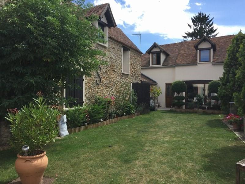Revenda residencial de prestígio casa Les alluets le roi 1190000€ - Fotografia 1