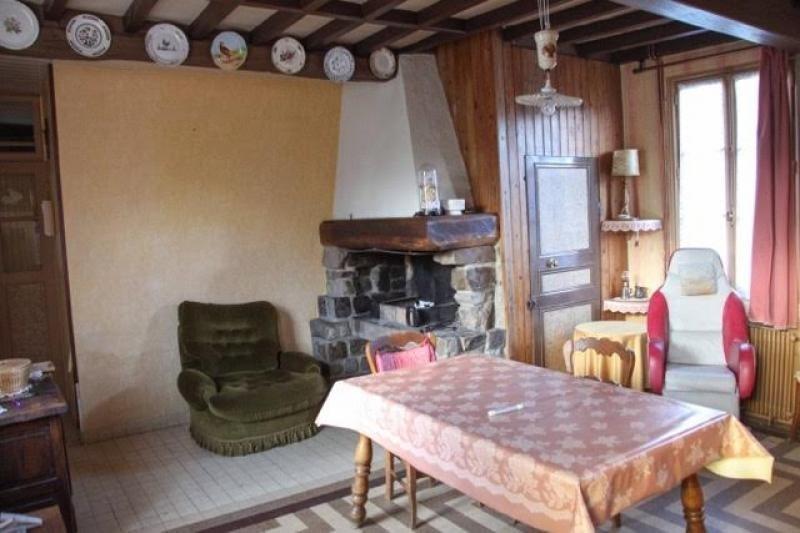 Vente maison / villa Toutencourt 75000€ - Photo 6