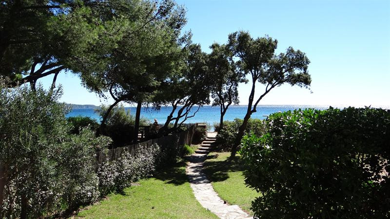 Vacation rental house / villa Cavalaire 2500€ - Picture 1