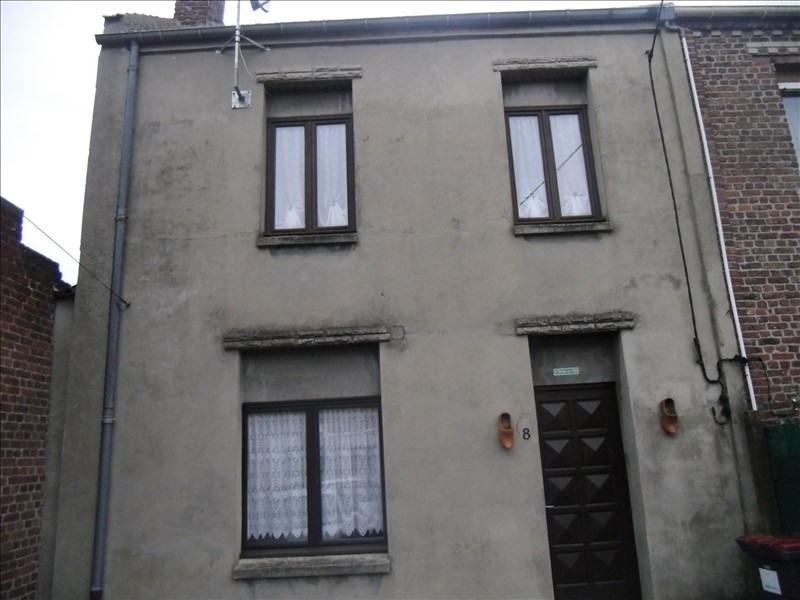 Sale house / villa Billy montigny 99000€ - Picture 6