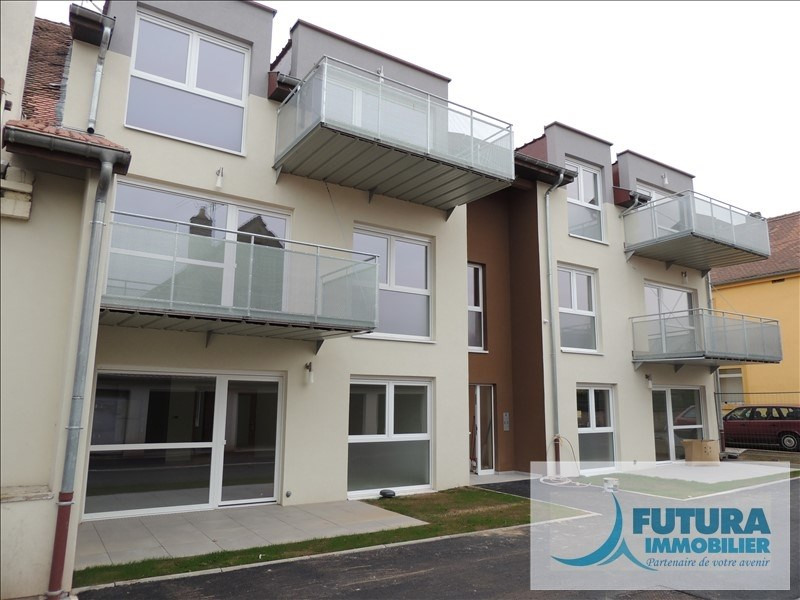 Vente appartement Theding 195000€ - Photo 1