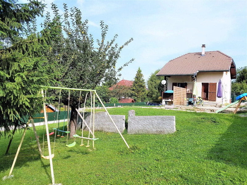 Vente maison / villa Drumettaz clarafond 530000€ - Photo 1