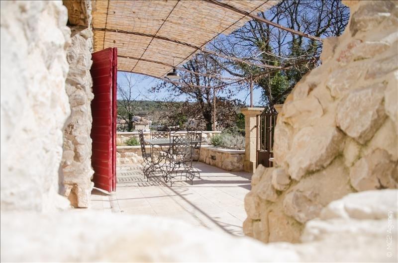 Vente de prestige maison / villa Pourrieres 572000€ - Photo 9