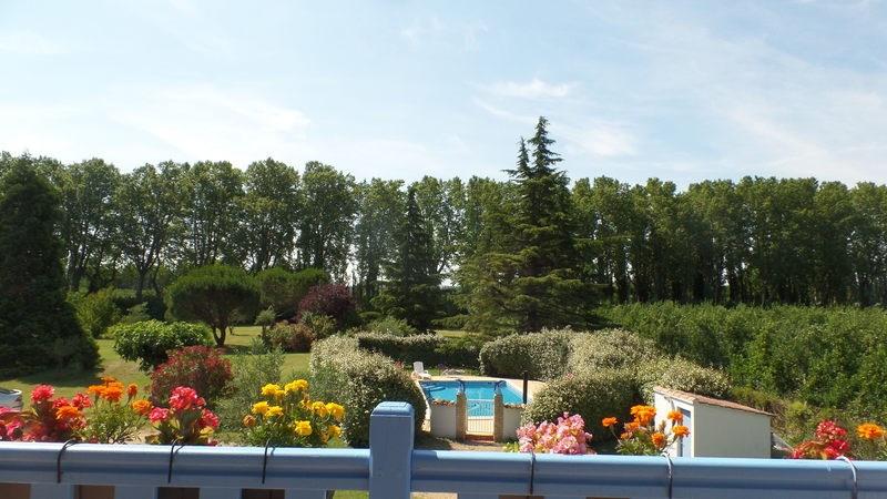 Vente maison / villa Lamotte-du-rhône 375000€ - Photo 1