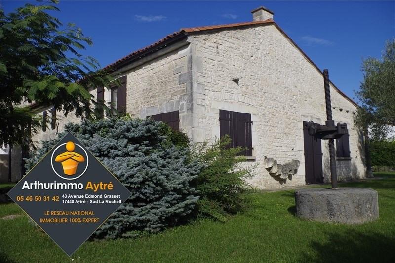 Vente maison / villa Aigrefeuille d aunis 279500€ - Photo 2