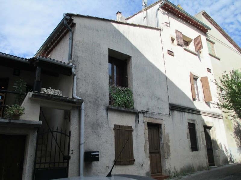 Vente maison / villa Barjac 125000€ - Photo 1
