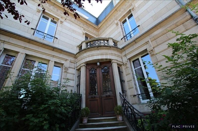 Deluxe sale house / villa Nancy 649000€ - Picture 2