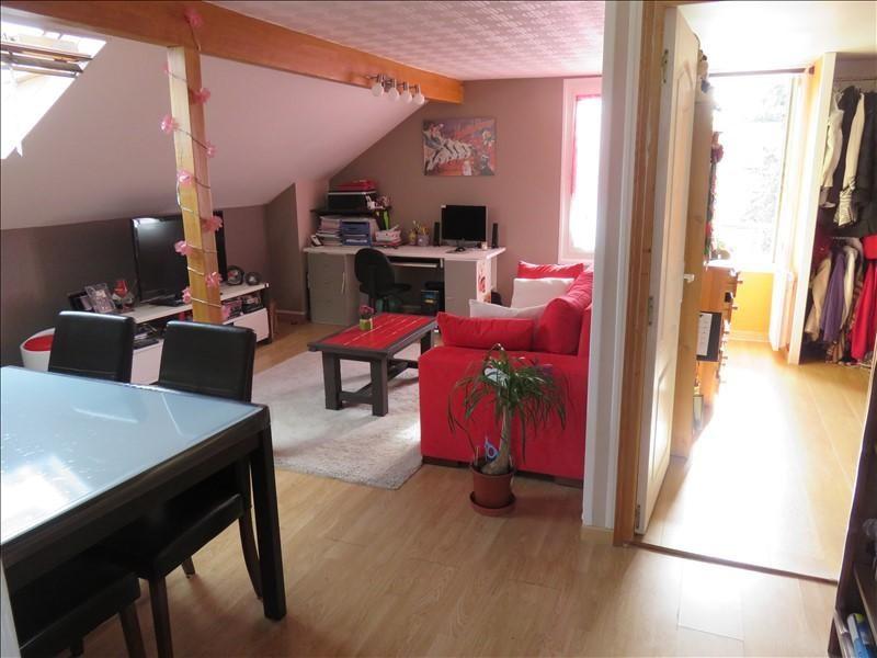 Vente appartement Nanteuil les meaux 125000€ - Photo 2