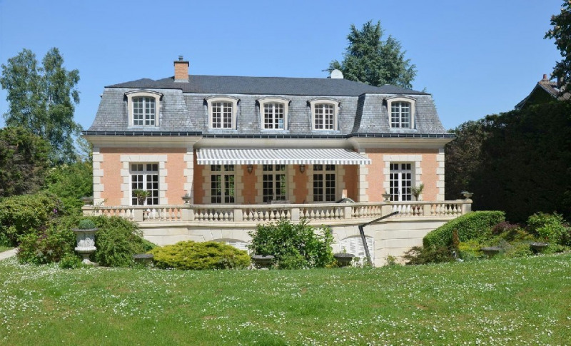 Vente de prestige maison / villa Bois le roi 1350000€ - Photo 10