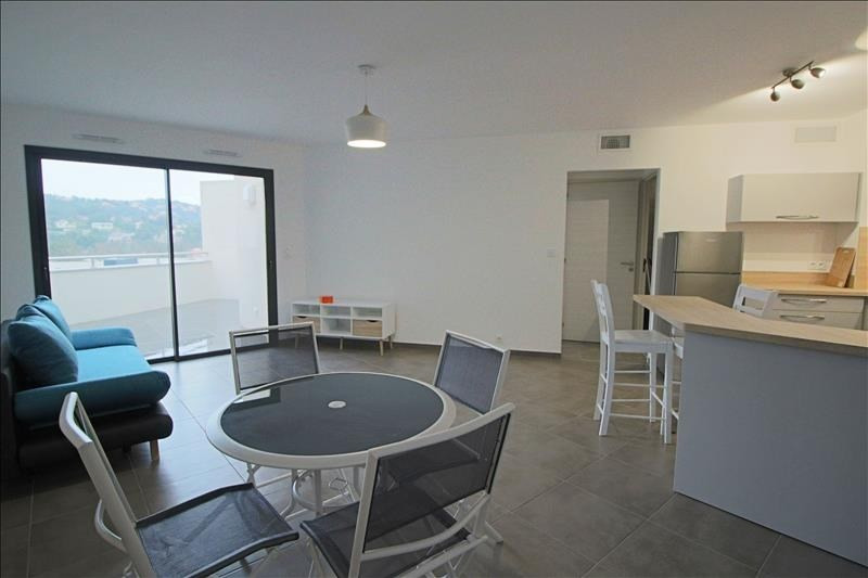 Rental apartment Porticcio 930€ CC - Picture 1