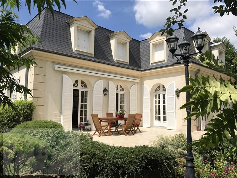 Vente de prestige maison / villa Enghien les bains 1250000€ - Photo 1