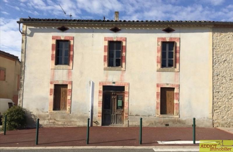 Vente maison / villa Cuq toulza 125000€ - Photo 1