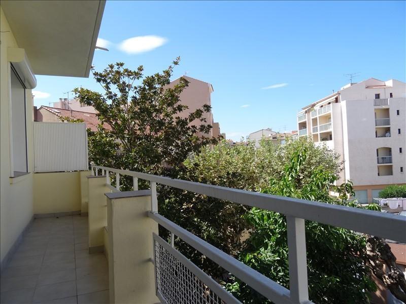 Sale apartment St raphael 347000€ - Picture 1