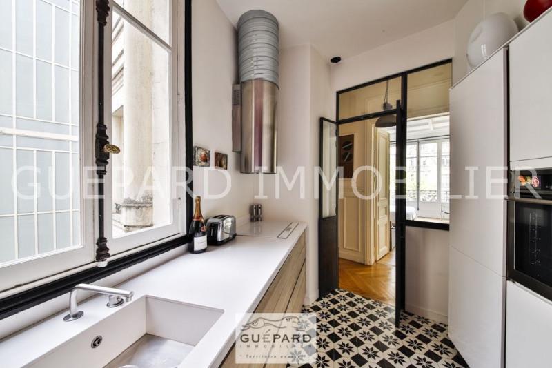 Vente de prestige appartement Paris 17ème 2789000€ - Photo 5