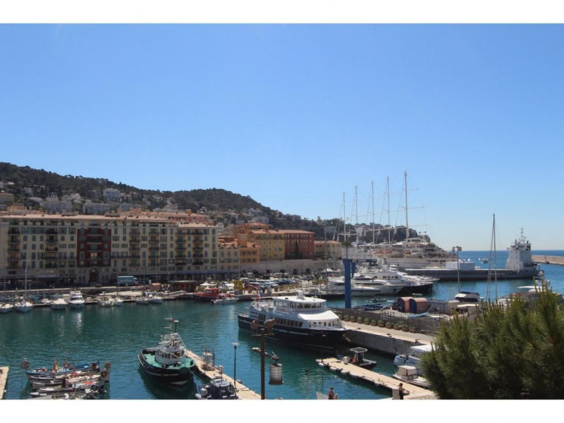 Vente appartement Nice 476000€ - Photo 1