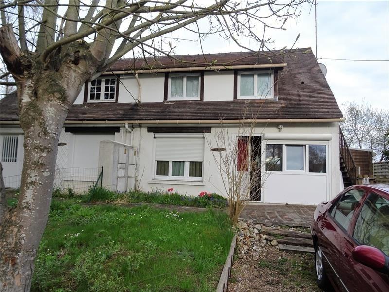 Vendita casa La chaussee d ivry 169000€ - Fotografia 7