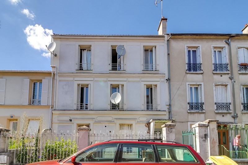 Sale building Ivry sur seine 950 000€ - Picture 1