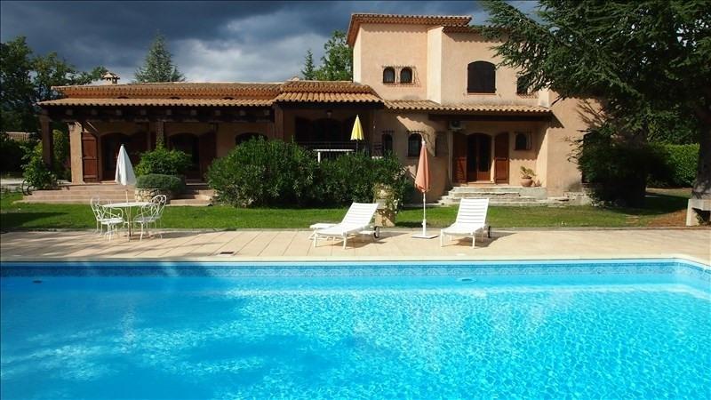 Vente de prestige maison / villa Saint cezaire sur siagne 599550€ - Photo 9