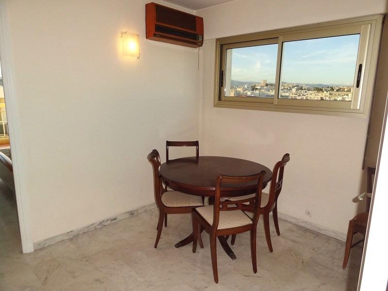 Vente de prestige appartement Juan-les-pins 263000€ - Photo 9