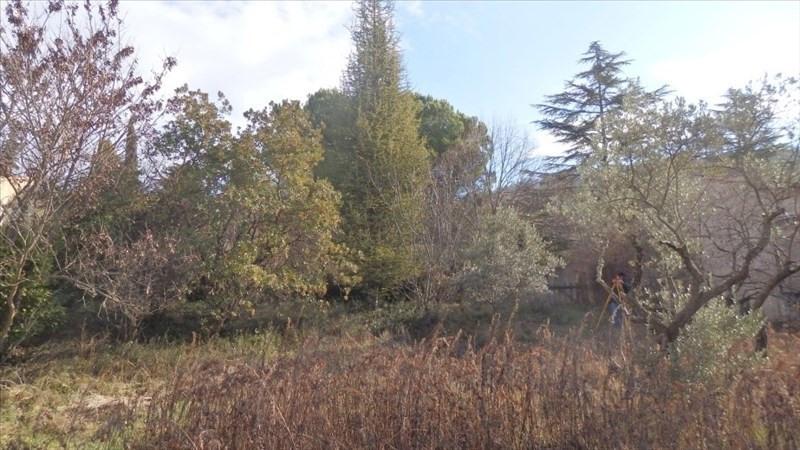 Vente terrain Manosque 105000€ - Photo 1