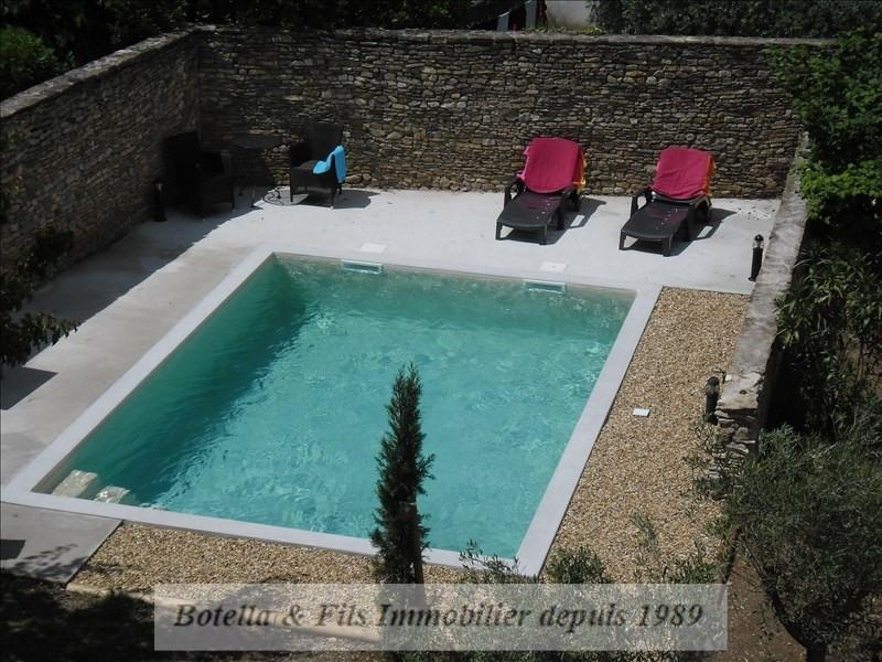 Venta  casa Uzes 420000€ - Fotografía 3