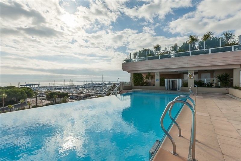 Vente de prestige appartement Le golfe juan 340 000€ - Photo 5