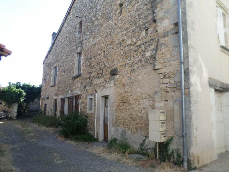 Produit d'investissement immeuble Lussac les chateaux 111000€ - Photo 4