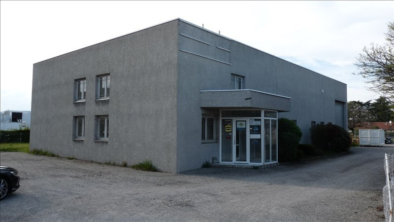 Location local commercial Valence 2 500€ HT/HC - Photo 1