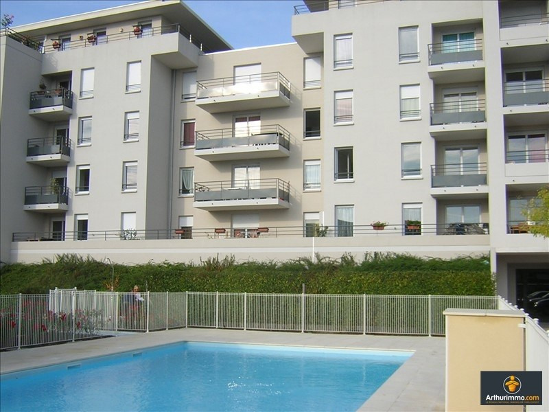 Vente appartement L'isle d'abeau 109900€ - Photo 1