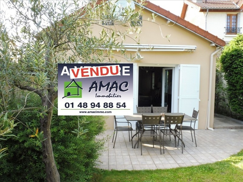 Vente maison / villa Villemomble 319 000€ - Photo 1